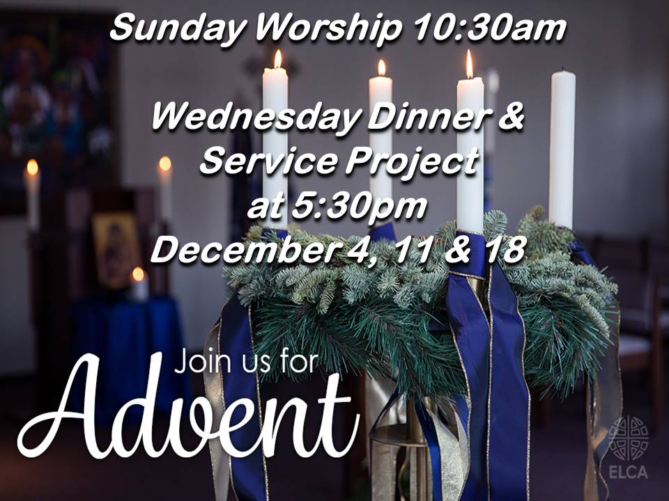 Advent Join Us