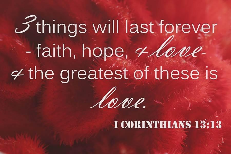 February Bible Verse
