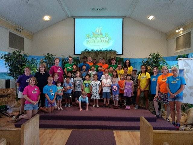 Group Photo VBS 2018