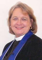 Pastor Sarah Lewis