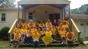 Day of Service at Gaithersburg Group Home