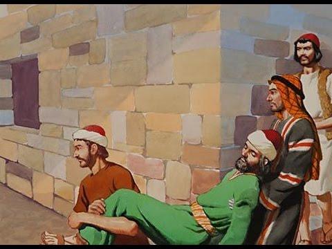 Ananias Death