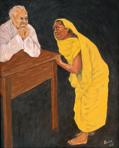 Widow and Judge