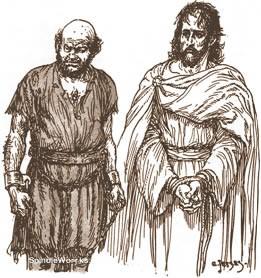 Jesus and Barrabas